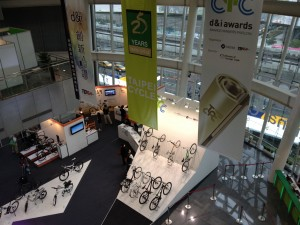 Taipei cycle show 2012